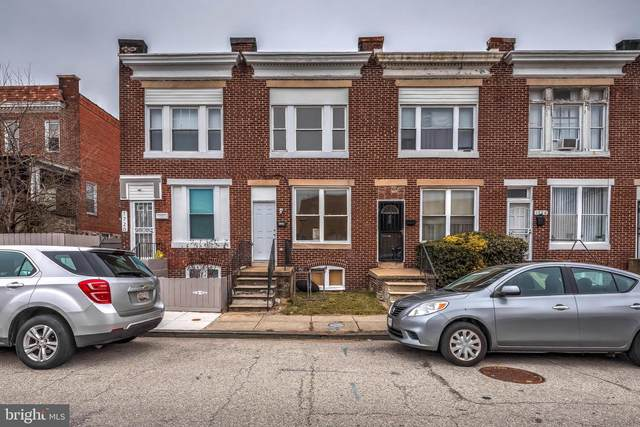 1722 Carswell Street, BALTIMORE, MD 21218 (#MDBA537978) :: ExecuHome Realty