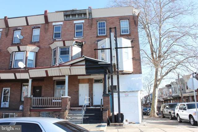 4035 N Broad Street, PHILADELPHIA, PA 19140 (#PAPH982106) :: Jason Freeby Group at Keller Williams Real Estate