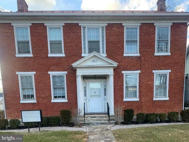 18875 Main Street, DRY RUN, PA 17220 (#PAFL177704) :: CENTURY 21 Home Advisors