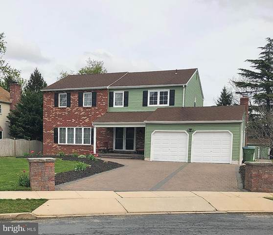 54 Lakeview Drive, CHERRY HILL, NJ 08003 (MLS #NJCD412112) :: The Sikora Group