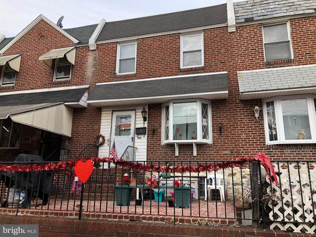 1041 Rosalie Street, PHILADELPHIA, PA 19149 (#PAPH982138) :: Shamrock Realty Group, Inc