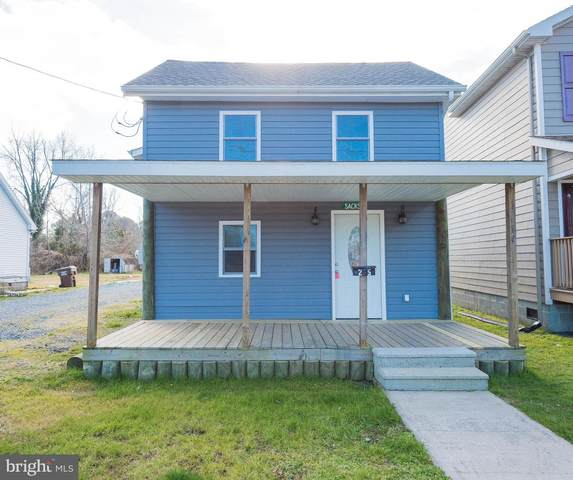 25 W Chesapeake Avenue, CRISFIELD, MD 21817 (#MDSO104334) :: RE/MAX Advantage Realty