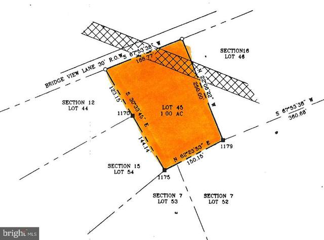 Lot 45 Bridge View Drive, SWANTON, MD 21561 (#MDGA134332) :: The MD Home Team