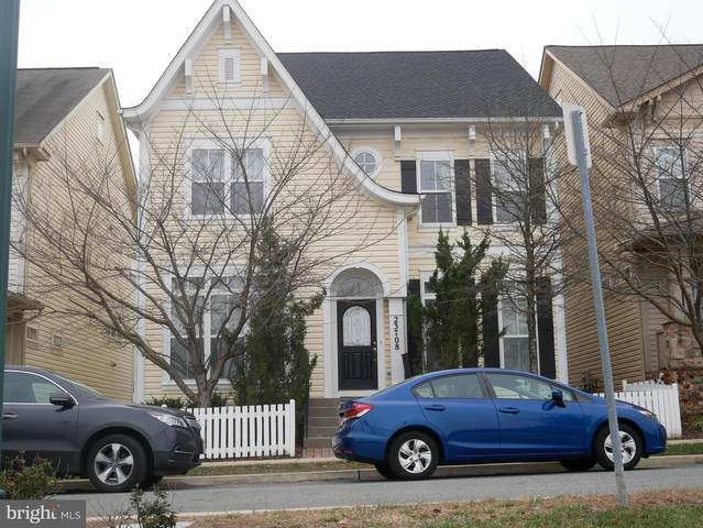23708 Grapevine Ridge Terrace, CLARKSBURG, MD 20871 (#MDMC742372) :: EXIT Realty Enterprises
