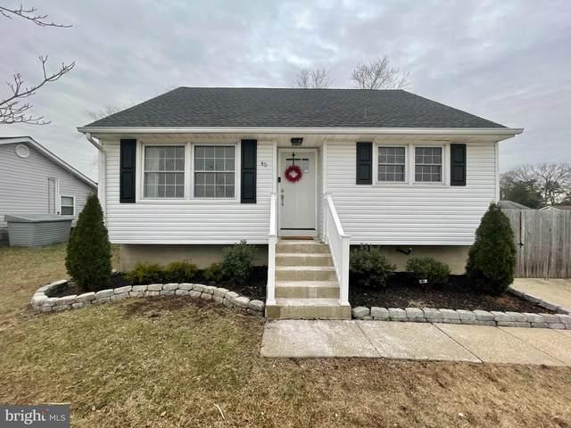 45 Highland Avenue, SICKLERVILLE, NJ 08081 (#NJCD412120) :: Keller Williams Real Estate