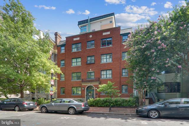1212 M Street NW #202, WASHINGTON, DC 20005 (#DCDC505254) :: The Licata Group/Keller Williams Realty