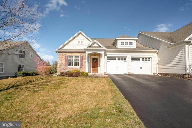 486 Coventry Drive, MECHANICSBURG, PA 17055 (#PACB131598) :: The Joy Daniels Real Estate Group