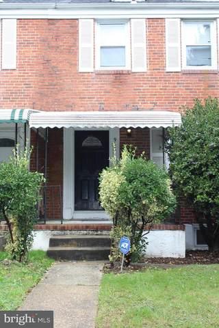 922 Dartmouth Road, BALTIMORE, MD 21212 (#MDBA538024) :: Corner House Realty