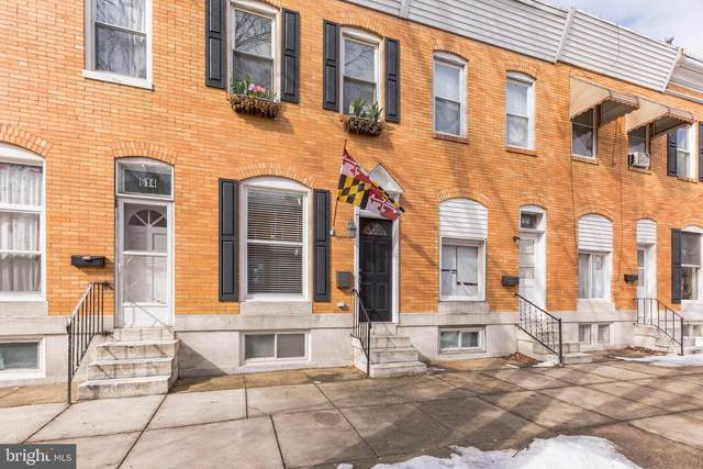 612 S Macon Street, BALTIMORE, MD 21224 (#MDBA538032) :: The Gus Anthony Team