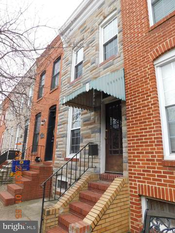 1444 Andre Street, BALTIMORE, MD 21230 (#MDBA538048) :: SURE Sales Group
