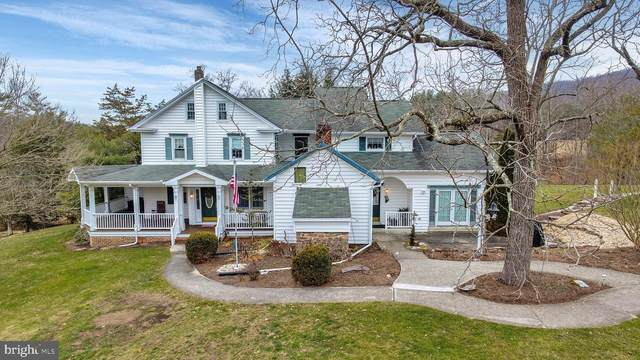 840 Clarks Valley Road, DAUPHIN, PA 17018 (#PADA129652) :: The Joy Daniels Real Estate Group