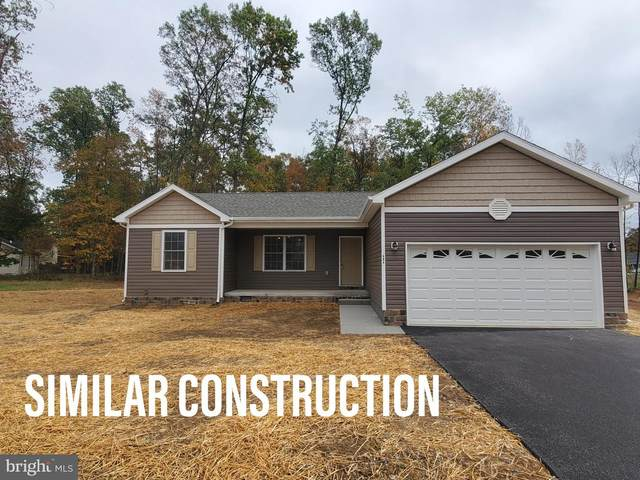 Lot 342 Basin Drive, INWOOD, WV 25428 (#WVBE183346) :: City Smart Living