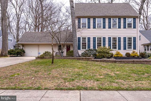 136 Partree Road, CHERRY HILL, NJ 08003 (#NJCD412144) :: Holloway Real Estate Group