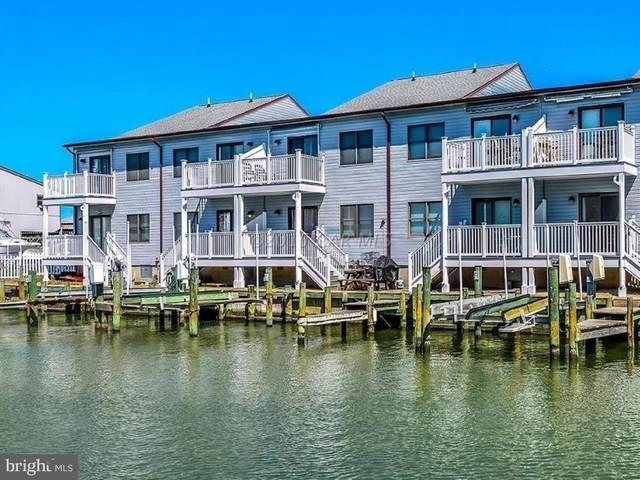 2815 Tern Drive #116, OCEAN CITY, MD 21842 (#MDWO119756) :: CoastLine Realty