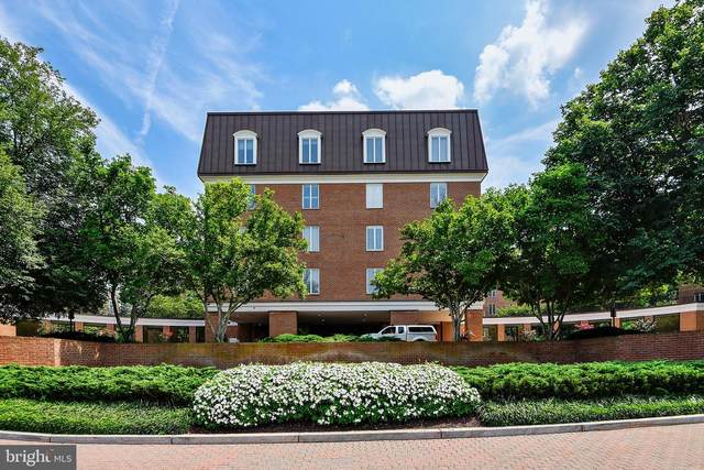 8101 Connecticut Avenue S-505, CHEVY CHASE, MD 20815 (#MDMC742456) :: The Miller Team