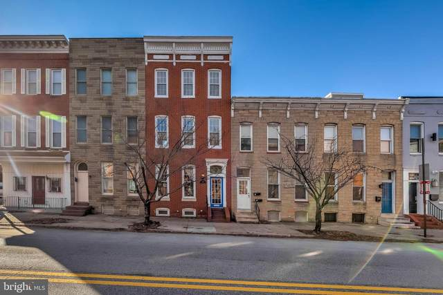 1336 S Hanover Street, BALTIMORE, MD 21230 (#MDBA538090) :: New Home Team of Maryland