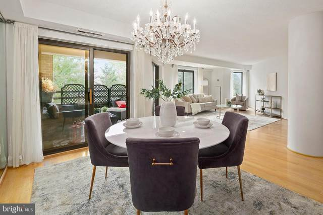 2111 Wisconsin Avenue NW #109, WASHINGTON, DC 20007 (#DCDC505346) :: Network Realty Group