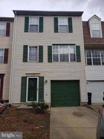 4128 Silver Park Terrace, SUITLAND, MD 20746 (#MDPG594970) :: Tom & Cindy and Associates
