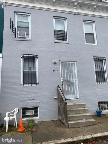 2026 Etting Street, BALTIMORE, MD 21217 (#MDBA538112) :: Integrity Home Team