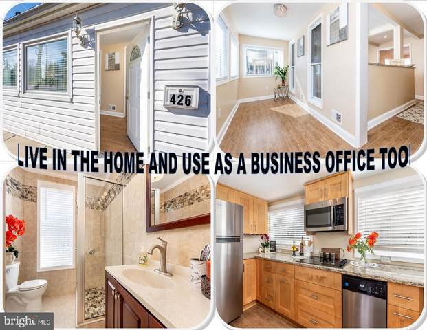 426 Main Street, REISTERSTOWN, MD 21136 (#MDBC518506) :: Bruce & Tanya and Associates