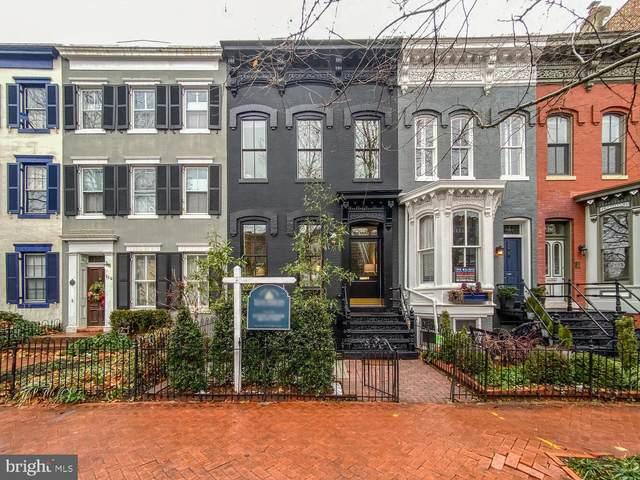 112 4TH Street NE, WASHINGTON, DC 20002 (#DCDC505406) :: Arlington Realty, Inc.