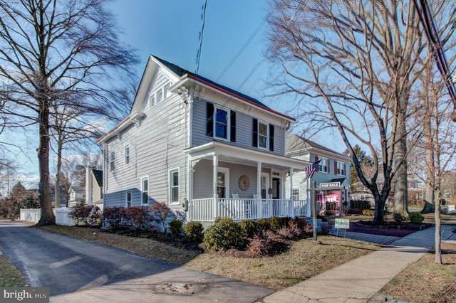208 S Main Street, PENNINGTON, NJ 08534 (#NJME307162) :: Bob Lucido Team of Keller Williams Integrity