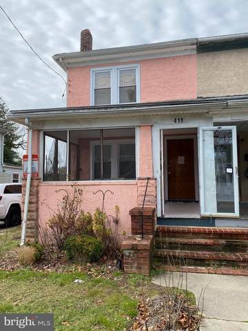 418 South Avenue, BRIDGETON, NJ 08302 (MLS #NJCB131096) :: The Sikora Group