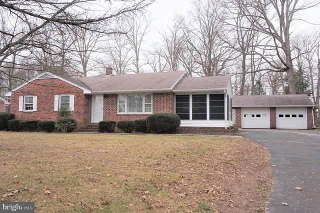 22776 Bridgeville Highway, SEAFORD, DE 19973 (#DESU176518) :: The Dailey Group