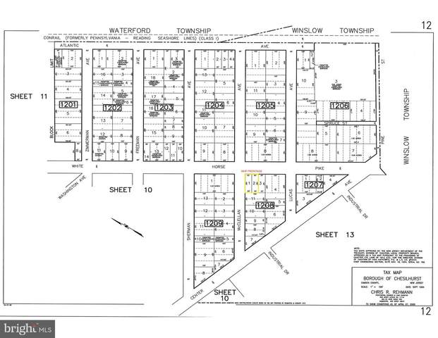 White Horse Pike, WATERFORD WORKS, NJ 08089 (#NJCD412182) :: Keller Williams Real Estate