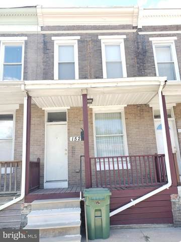 152 N Haven Street, BALTIMORE, MD 21224 (#MDBA538144) :: Corner House Realty