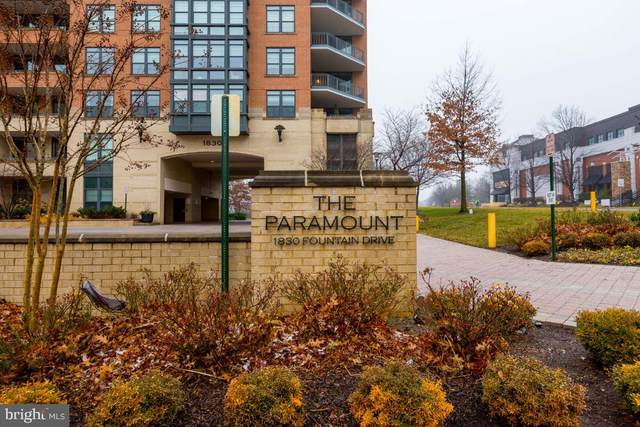 1830 Fountain Drive #203, RESTON, VA 20190 (#VAFX1178008) :: Arlington Realty, Inc.