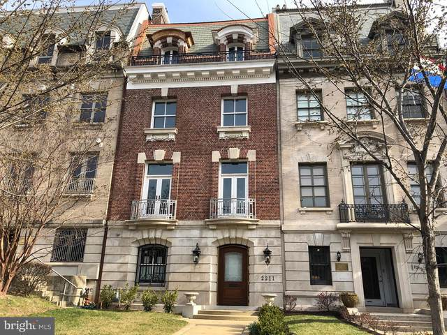 2211 Massachusetts Avenue NW, WASHINGTON, DC 20008 (#DCDC505464) :: Bic DeCaro & Associates