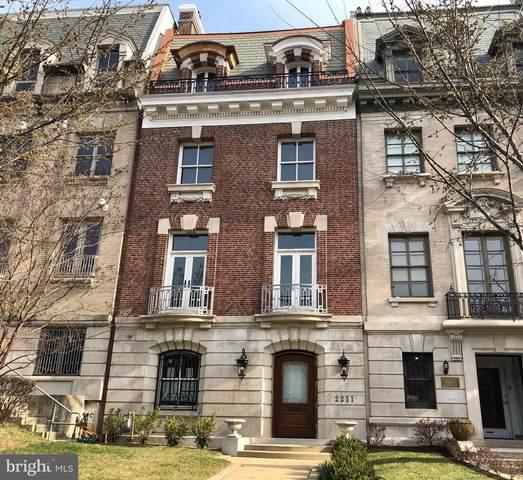 2211 Massachusetts Avenue NW, WASHINGTON, DC 20008 (#DCDC505466) :: Bic DeCaro & Associates