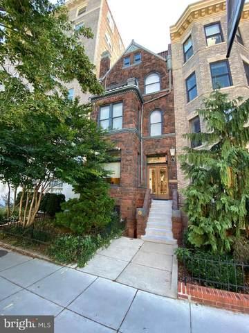 1735 20TH Street NW, WASHINGTON, DC 20009 (#DCDC505470) :: Bic DeCaro & Associates