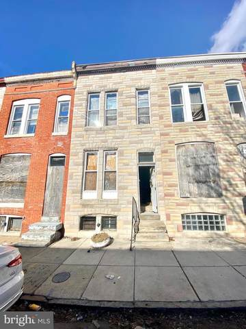 2126 W Fairmount Avenue, BALTIMORE, MD 21223 (#MDBA538166) :: New Home Team of Maryland