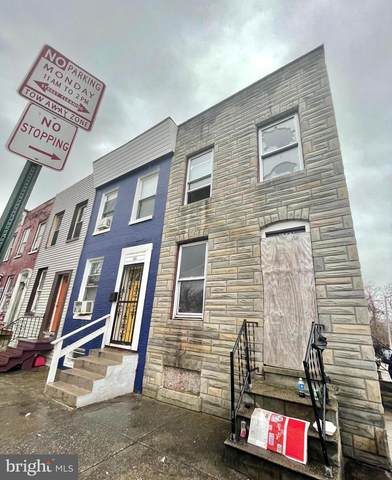 1557 Cole Street, BALTIMORE, MD 21223 (#MDBA538172) :: EXIT Realty Enterprises