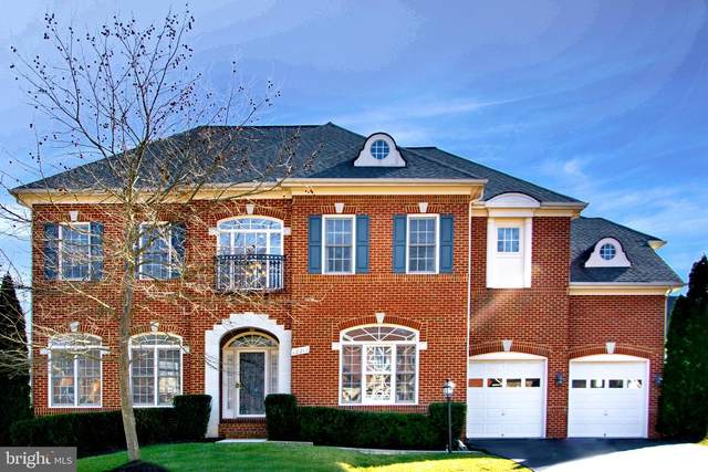 12217 Tideswell Mill Court, WOODBRIDGE, VA 22192 (#VAPW513752) :: The MD Home Team