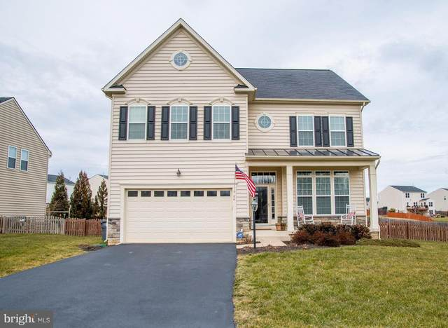 94 Royal Crescent Way, FREDERICKSBURG, VA 22406 (#VAST228804) :: AJ Team Realty