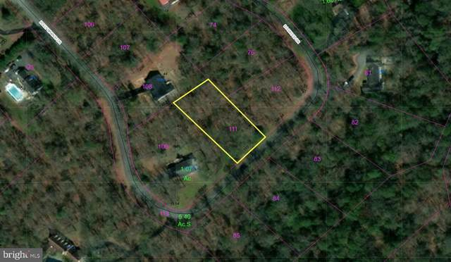 0 Dogwood Drive Lot 47, LAUREL, DE 19956 (#DESU176538) :: Barrows and Associates