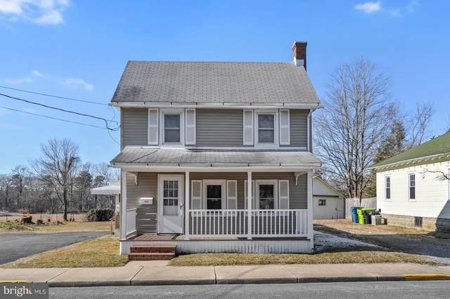426 Federal Street, MILTON, DE 19968 (#DESU176542) :: Barrows and Associates