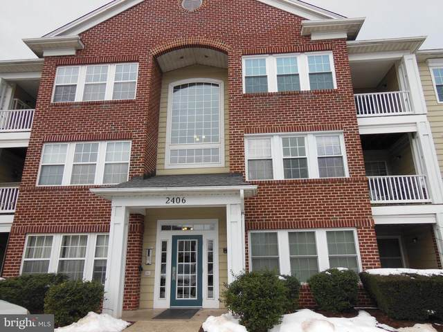 2406 Ellsworth Way 3D, FREDERICK, MD 21702 (#MDFR277048) :: AJ Team Realty