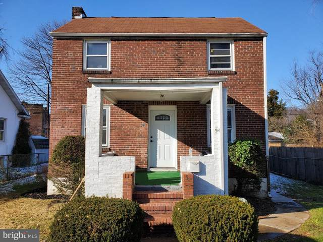 3832 Brooklyn Avenue, BALTIMORE, MD 21225 (#MDBA538202) :: AJ Team Realty