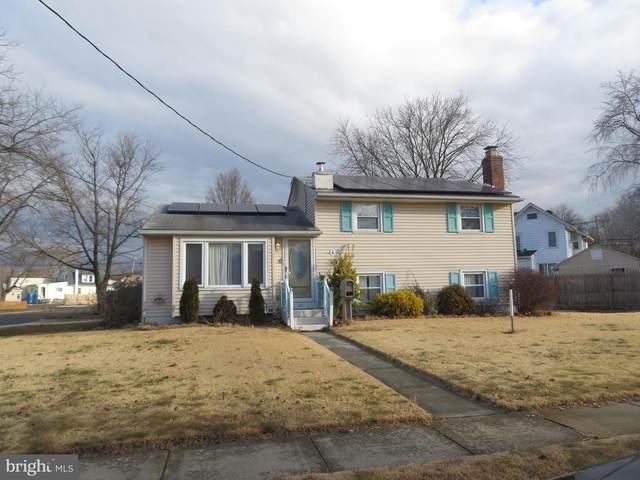 1201 Simpson Avenue, NATIONAL PARK, NJ 08063 (#NJGL270588) :: Linda Dale Real Estate Experts