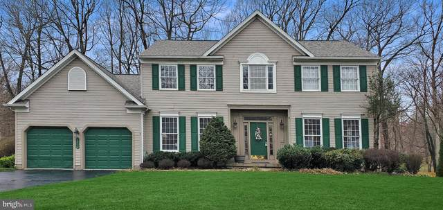 1210 Leafy Hollow Circle, MOUNT AIRY, MD 21771 (#MDFR277058) :: Colgan Real Estate