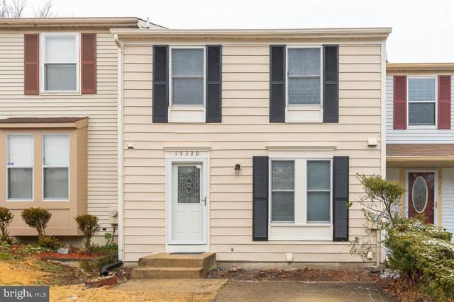 15320 Norwalk Court, BOWIE, MD 20716 (#MDPG595096) :: CENTURY 21 Core Partners