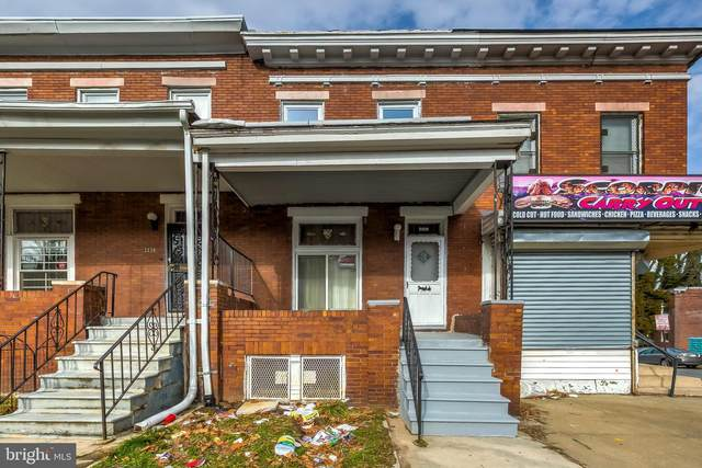 2228 Aiken Street, BALTIMORE, MD 21218 (#MDBA538226) :: Sunrise Home Sales Team of Mackintosh Inc Realtors