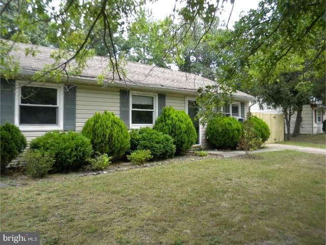 229 Coville Drive, BROWNS MILLS, NJ 08015 (MLS #NJBL390504) :: The Sikora Group