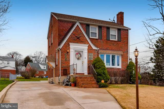 6100 Springwood Court, BALTIMORE, MD 21206 (#MDBC518590) :: The Miller Team