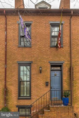 145 W Hill Street, BALTIMORE, MD 21230 (#MDBA538248) :: Arlington Realty, Inc.
