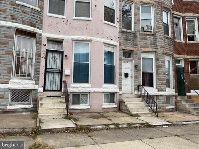 1922 Cecil Avenue, BALTIMORE, MD 21218 (#MDBA538262) :: Tessier Real Estate